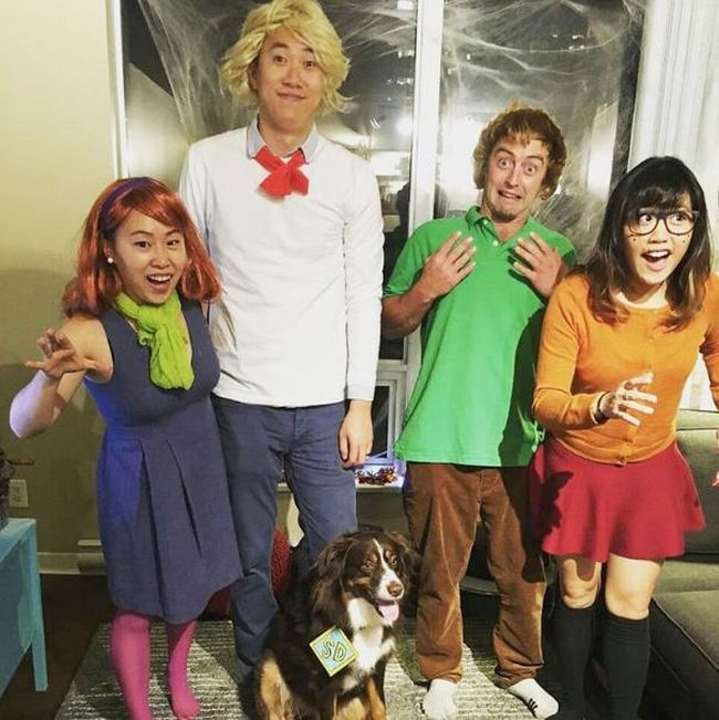 Great Ideas For Amusing Group Halloween Costumes