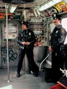 Nostalgic Photographs Of New York City Back In The 1980s