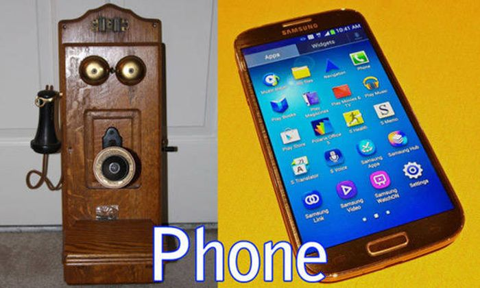 The Amazing Evolution Of Everyday Objects Over The Years