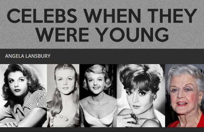 Age Catches Up With Everyone, Even Celebrities