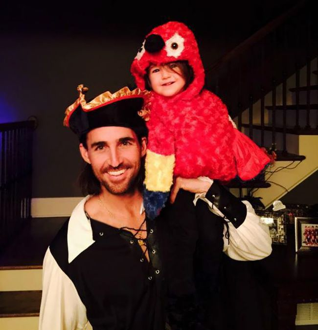 Dads And Daughters Who Conquered Halloween Together