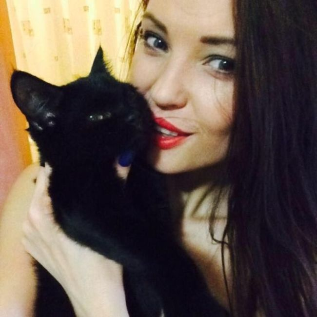 Russian Angelina Jolie