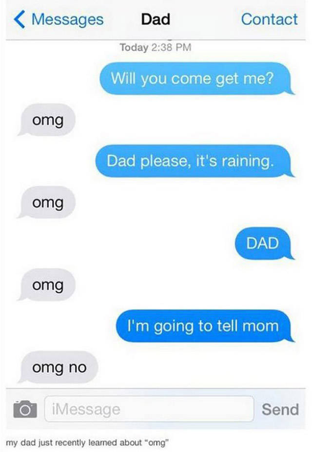 Some Parents Absolutely Love To Troll Their Children
