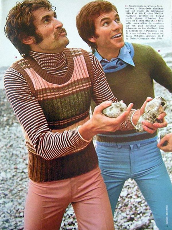 Why 1970s Men's Fashion Should Never Ever Come Back
