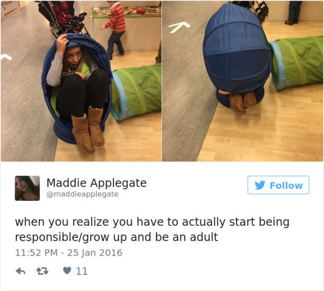 Funny Tweets About Growing Up That We Can All Relate To