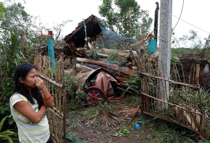 Supertyphoon Hits The Philippines