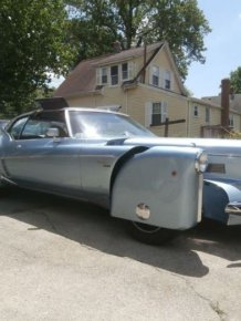 A Look Back At The First Tucker Torpedo Prototype From 1946