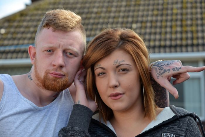 Amateur Tattoo Artist Claims He's Inked His Name On 39 Lovers