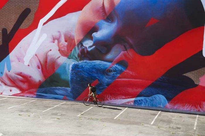 25 Breathtaking Examples Of Incredible Street Art From Around The World
