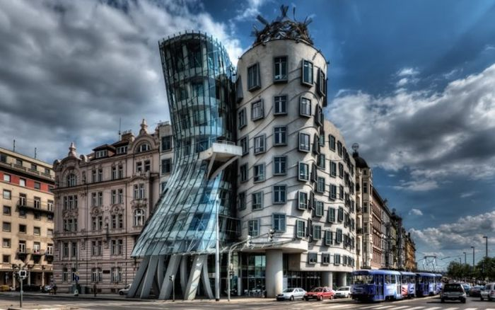 Unusual Buildings That Are Somehow Oddly Satisfying