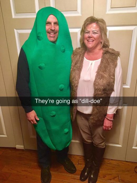 Pun Filled Halloween Costumes That Will Crack You Up