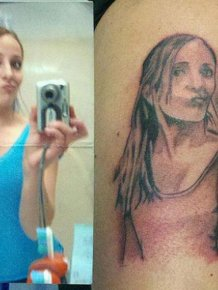 Awkward Tattoos That Will Make You Say WTF