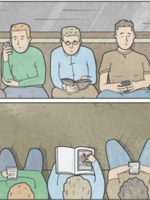 Funny Illustrations About Our Modern World That Happen To Be True