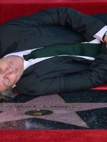 House Star Hugh Laurie Finally Got A Star On The Hollywood Walk Of Fame