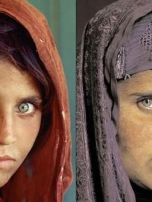 Girl From Iconic National Geographic Cover Arrested
