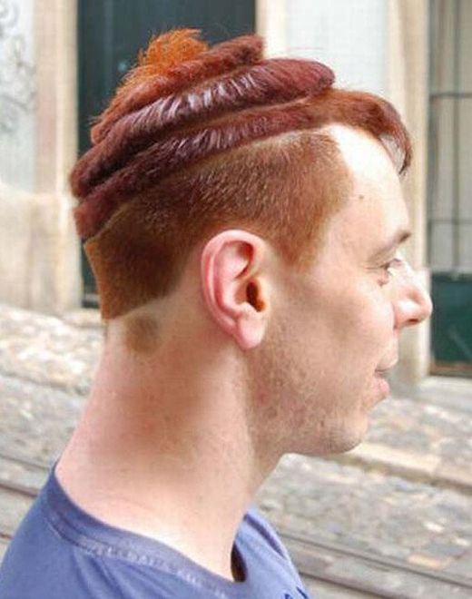 Funny Hairstyles That Are Both Awkward And Awesome Fun