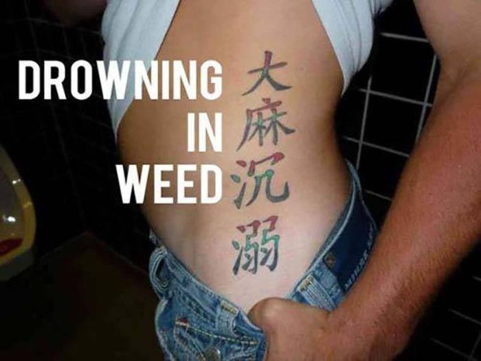 Why You Need To Know The Exact Translation Of A Foreign Language Tattoo