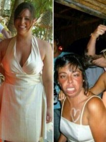 12 Before And After Pictures That Are Absolutely Crazy
