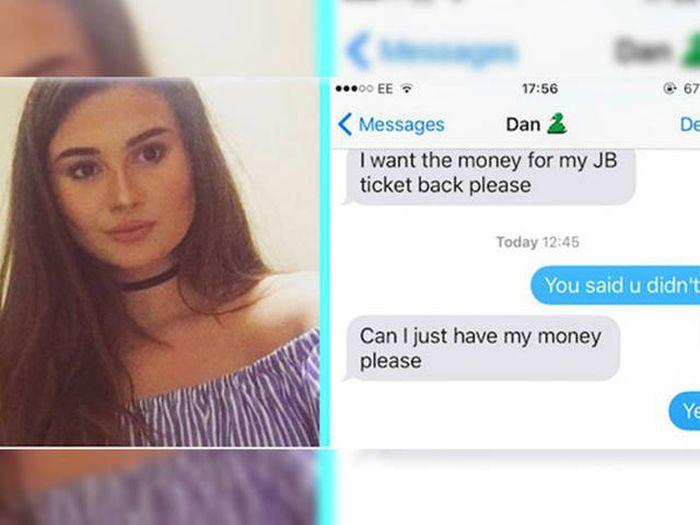 Girl Trolls Cheating Boyfriend With A 17-Year-Long Revenge Scheme