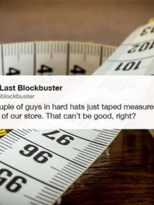 The Last Blockbuster Twitter Account Is Comedy Gold