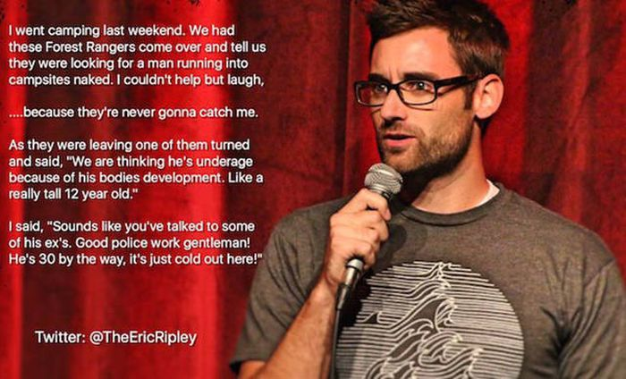 A Little Bit Of Humor Courtesy Of Some Hilarious Comedians