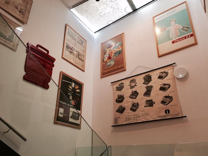 Spain Is Home To A Massive Museum Filled With Typewriters