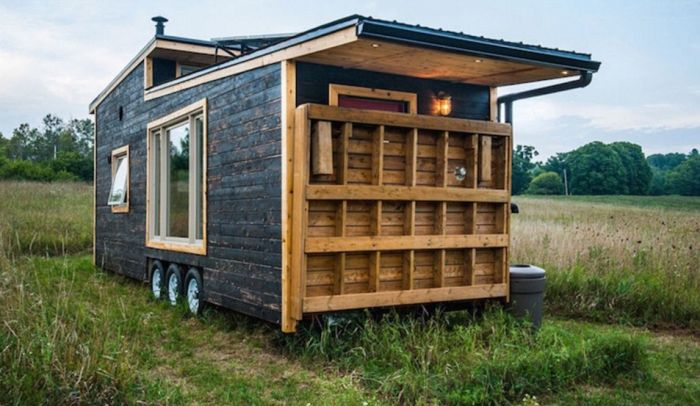 This Tiny Two Person Home Is Made For Road Trips