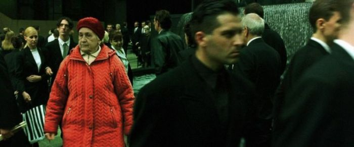 If The Matrix Was Filmed In Russia