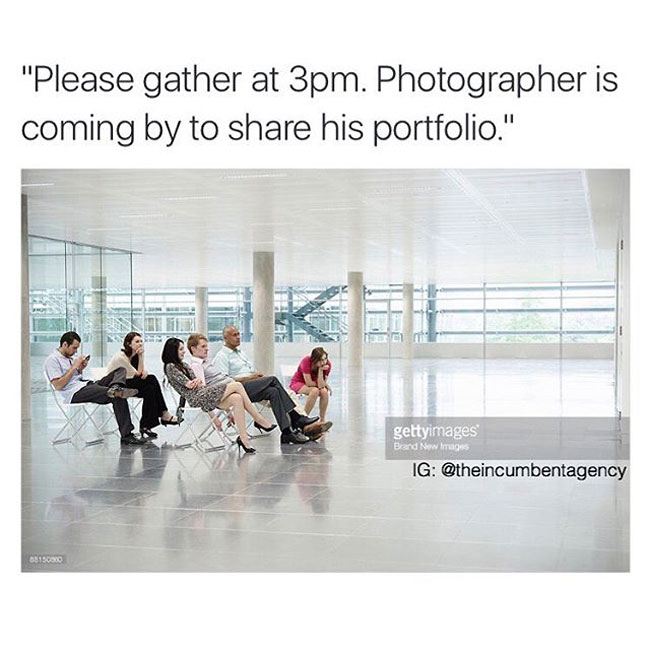 Ad Agency Adds Hilarious Quotes To Stock Photos