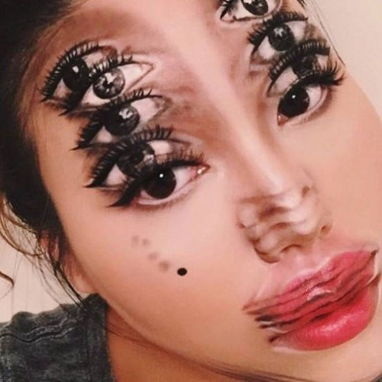 This Master Makeup Artist Is Also A Master Of Illusion