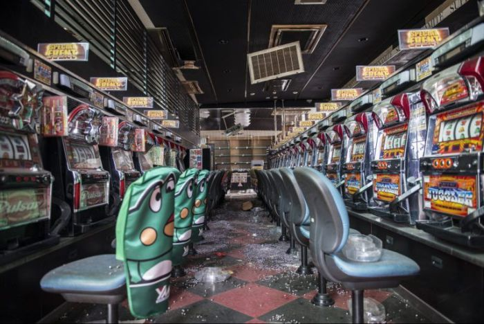 A Rare Glimpse Inside The Abandoned City Of Fukushima