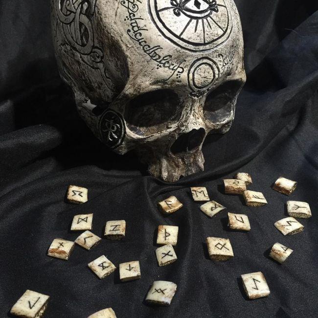 Meet The Man That Turns Human Skulls Into Art