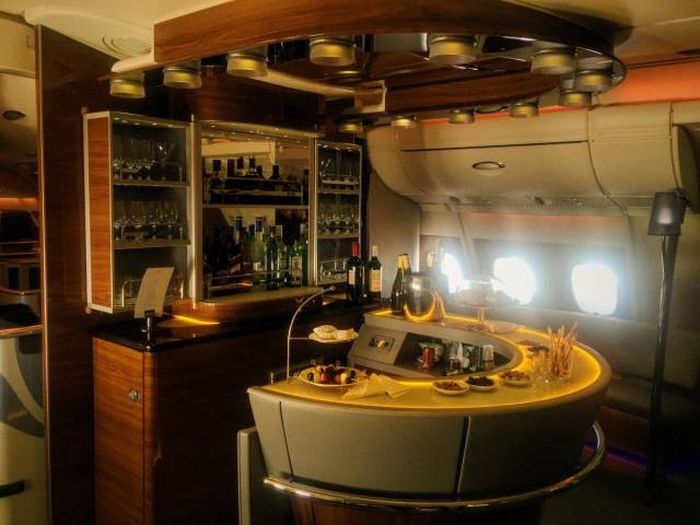 What First Class Travel Is Like On The World's Best Airline