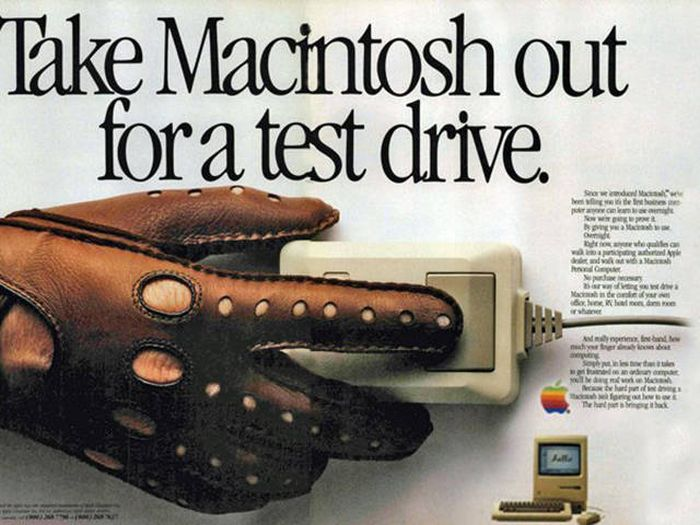 Vintage Ads Form The 80s That Will Give You Flashbacks