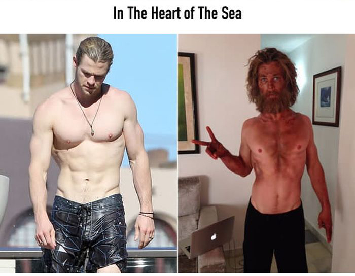 23 Actors Who Went Through Extreme Transformations For A Movie Role