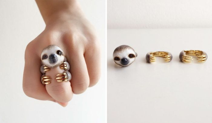 Creative Rings For All The Animal Lovers Out There