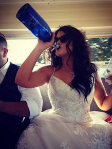 Embarrassing Wedding Photos That Won't Make The Wedding Album
