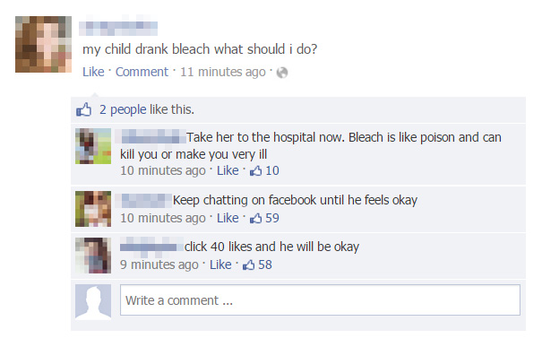 People Who Got Burned By Brutal Facebook Comebacks