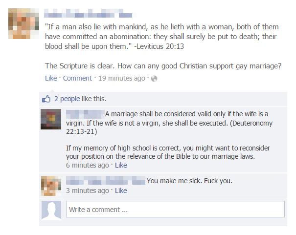 brutal facebook