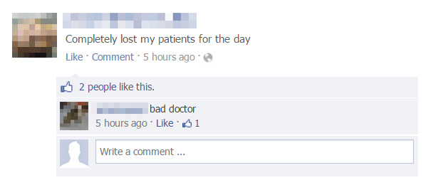 People Who Got Burned By Brutal Facebook Comebacks