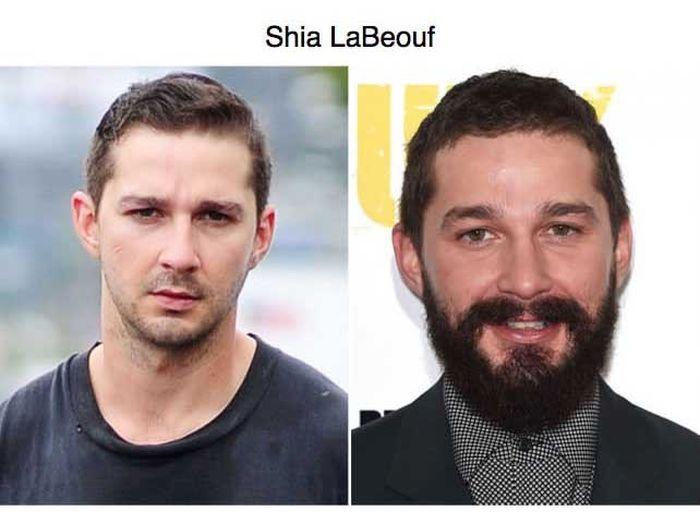 15 Photos That Prove Beards Make Celebrities Look Cooler