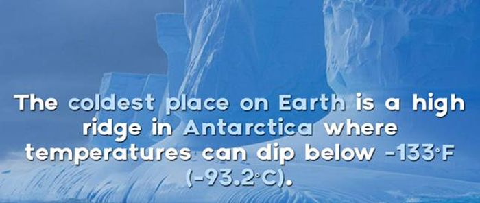 Interesting Facts That You Probably Don't Know About Antarctica