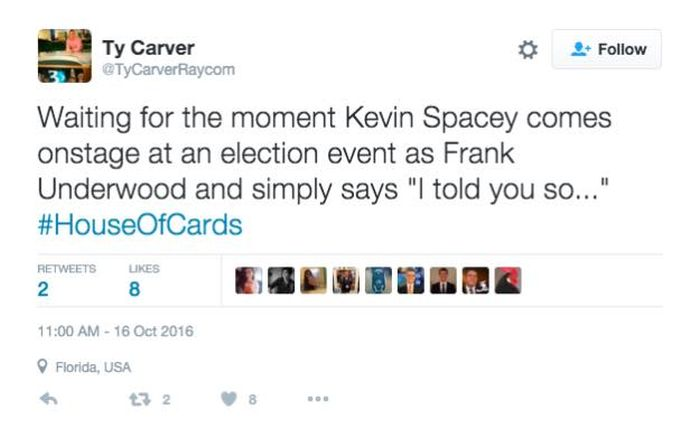 Tweets That Perfectly Summed Up The 2016 Presidential Election