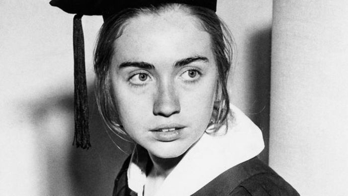 How Hillary Clinton Has Changed Over The Last 65 Years