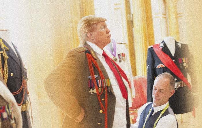 A Look Inside Donald Trump's White House