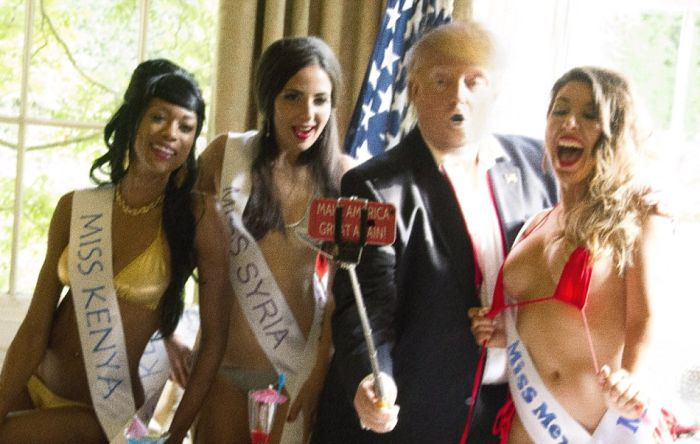 A Look Inside Donald Trump S White House Celebrities