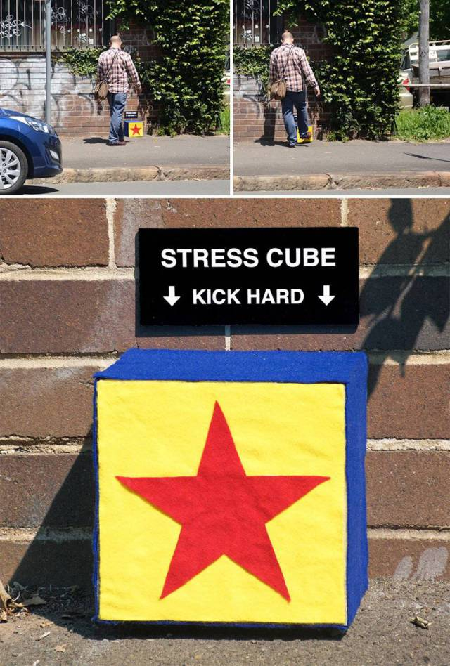 Sydney Artist Leaves Unusual Signs Around The City