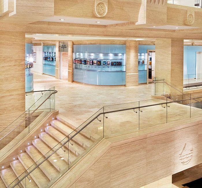 What The Church of Scientology's $145 Million Headquarters Looks Like Inside