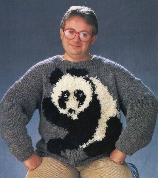Horrible 80s Sweaters That Will Make Your Eyes Hurt