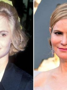 How Your Favorite Stars Looked In The 80s Then Vs Now